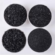 Meios filtrantes antracíticos para filtração de tratamento de água