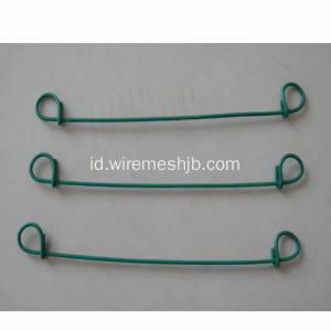 PVC Coated Loop Ganda Kawat