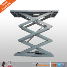 2015 hot sale china supplier offers stationary motorcycle scissor lift/buy scissor lift