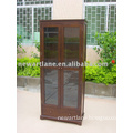 Double Display  Cabinet