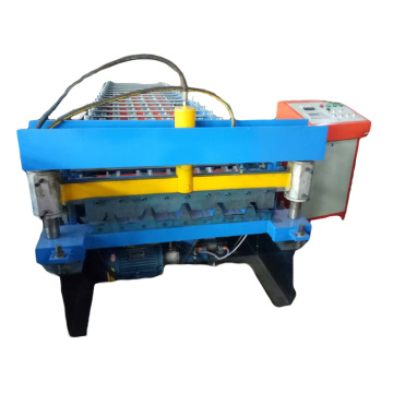 Trapezoidal Roof Panel Roll Forming Machinery