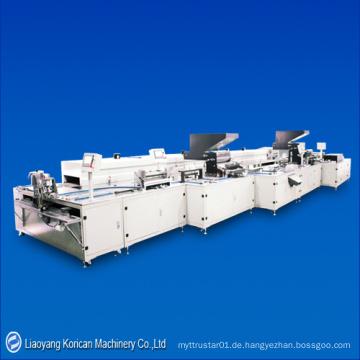 (KZ-A450) Vollständige automatische Einweg-Spritze Nadel Montage Maschine