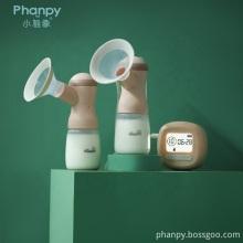 Tire-lait de maternité portatifs électriques de maternité