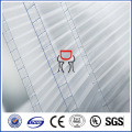 SGS ISO approve high quality transparent polycarbonate sheet,polycarbonate sheet price