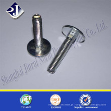Feito na China Hing Quality carbon steel zinc plateated machine screw