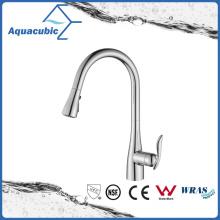 Modern Popular Pull out Health Kitchen Sink Faucet (AF3546-5)