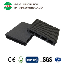 Hollow Wood Plastic Composite Decking for Outdoor (HLM126)