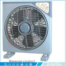 Ventilador da caixa elétrica de 14 polegadas com controle remoto