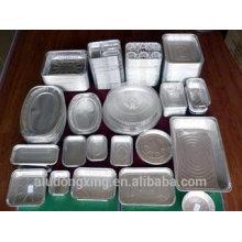 Алюминиевая фольга для упаковки продуктов питания / коробка для завтрака