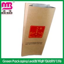 decorate customizable food grade popcorn bags microwave kraft paper bag