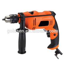 GOLDENTOOL 13mm 600w Power Wood Steel Concrete Boring Impact Drill Portable Electric Manual Hand Drilling Machine