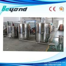 Planta de producción de tanques de mezcla de bebidas carbonatadas