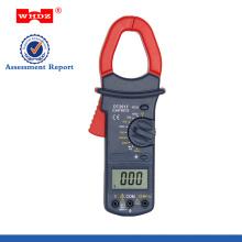 Pinza amperimétrica digital DT201F con medición de frecuencia