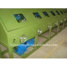 Auto Aluminum Metal Round Pipe Polishing Machine
