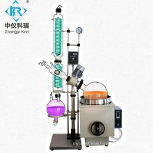 China cheap rotary evaporator 50l 30l 20l 10l 5l