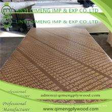 Haltbares und starkes phenolisches Filmgesichtsperrholz mit Pappel-Kern
