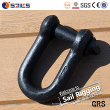 Geschmiedete China Manufacture Marine Shackle