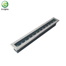 12watt Light Bar design LED luz subterrânea