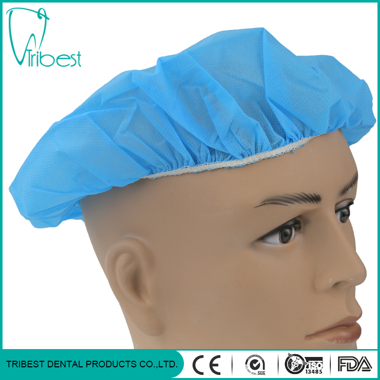 Disposable Non-Woven Round Cap