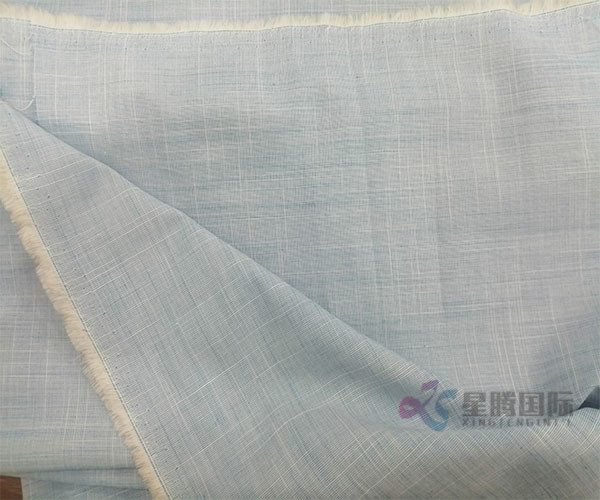Cotton Fashion Slub Fabric