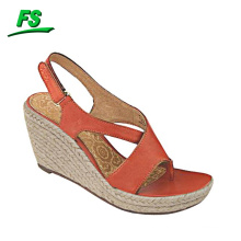ladies summer wedge heel sandals for sale