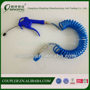 Cheap high pressure blow gun with hose