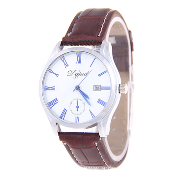 Hot Sale Business Leather Watch for Men