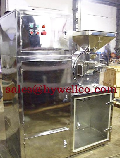 Teh Powder Grinding Machine