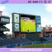 Usine de panneau d'affichage à LED de Digital P8 Multi Color extérieur