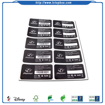 Custom Waterproof Sticker Printer Paper