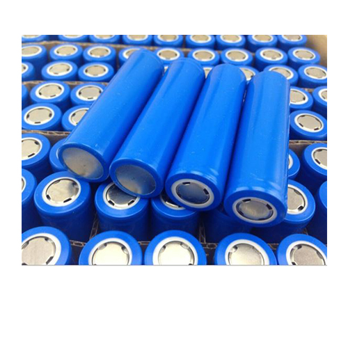 2500mAh Li-Ion Rechargeable Cells