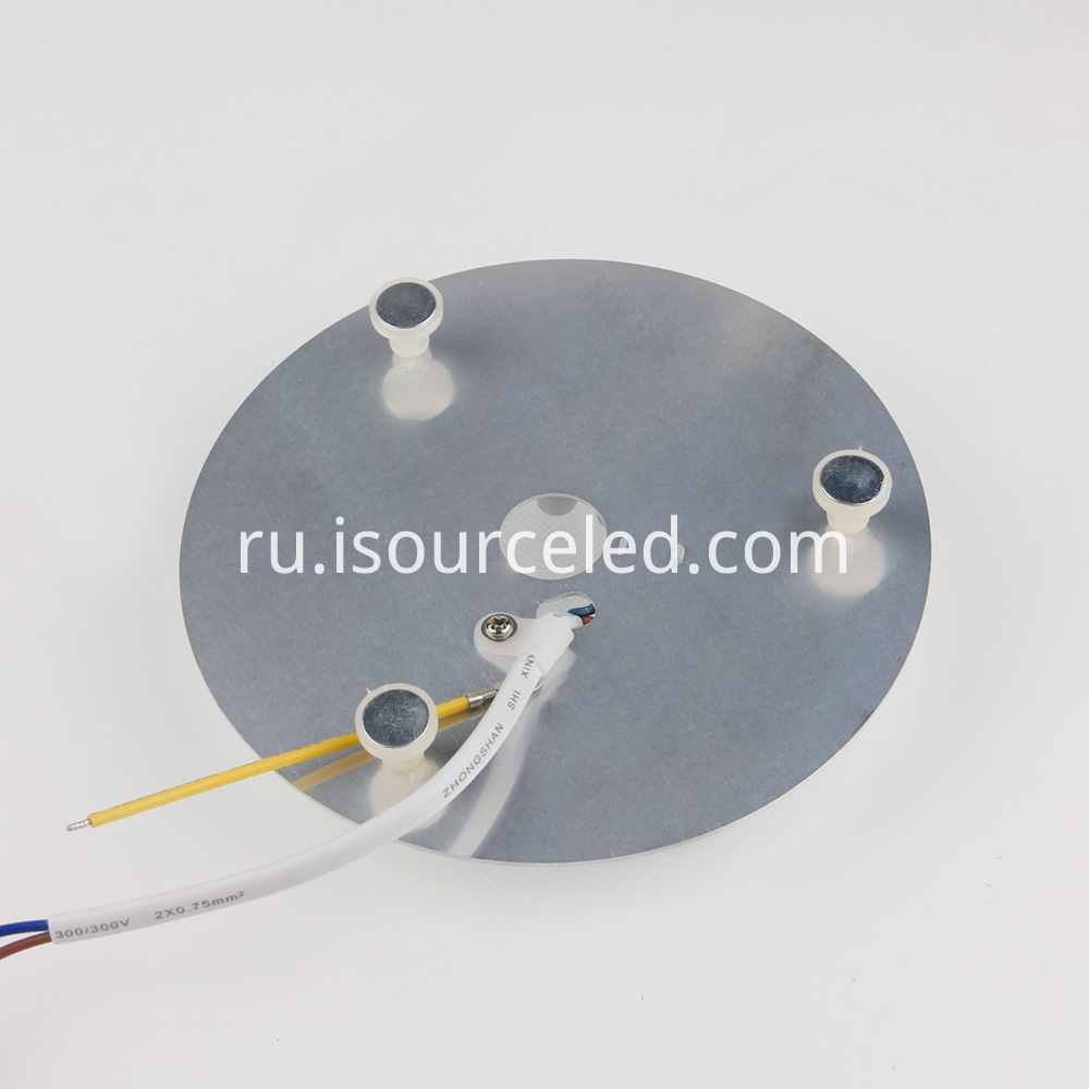 220V High lumen 15W white light ceiling module point bottom
