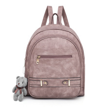 Fashion Women Backpack Purse Wholesale PU Leather Ladies
