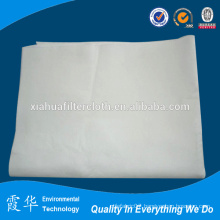 Polypropylene fiber filter fabric for industry