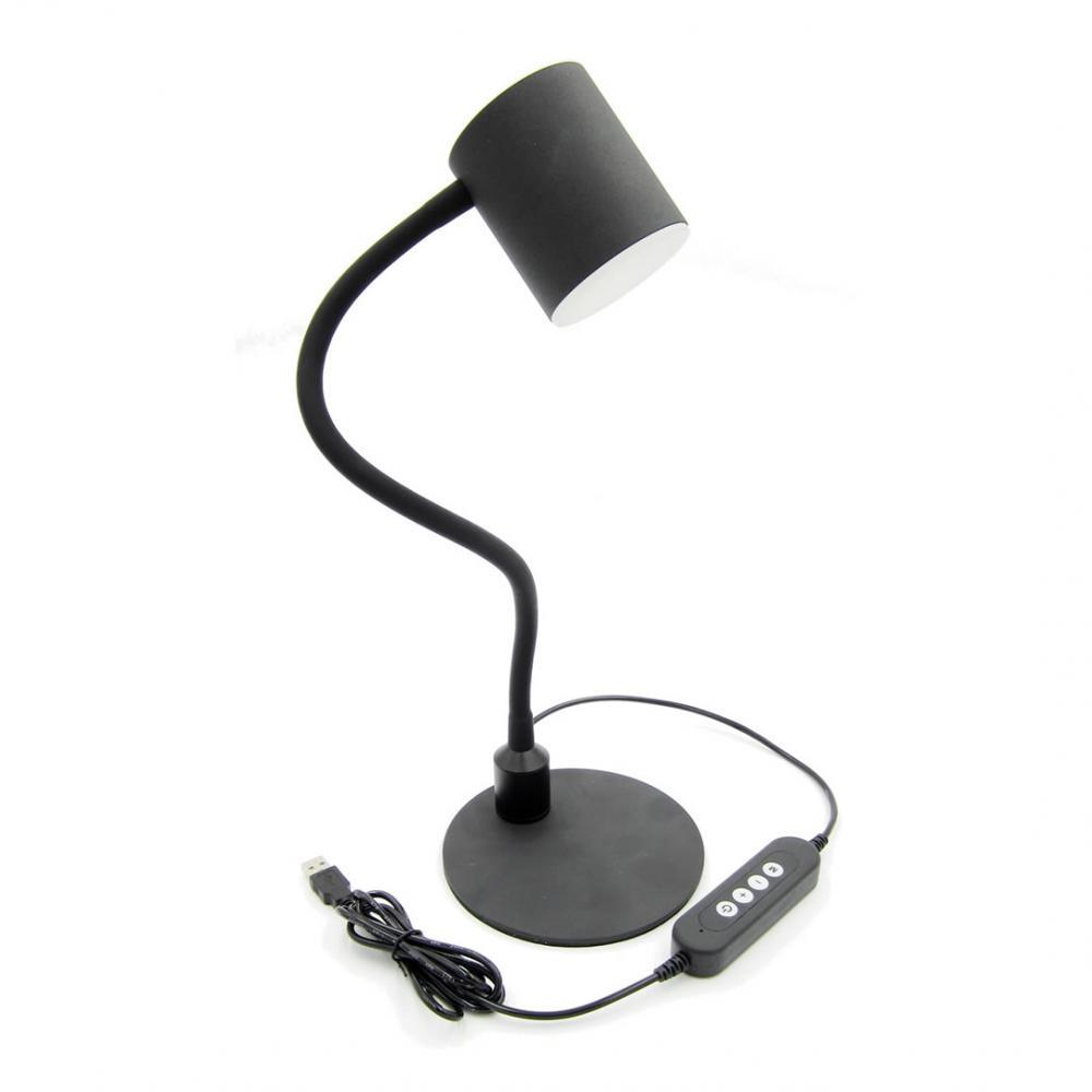 Led Table Lamp Black 1