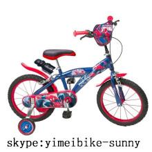 Niños de estilo europeo mini bicicleta para niños de 3 a 12 años / ciclo de niños al por mayor niños piezas de bicicleta / bicicleta para niños niño EN14765
