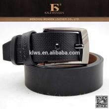 OEM fábrica moda moda moda moda alta qualidade melhor cinto largo preto