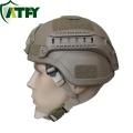 Capacete anti-balas Aramid Mich com NIJ III Um padrão para proteção militar