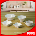 China eurohome manufacturer of porcelain white dining sets