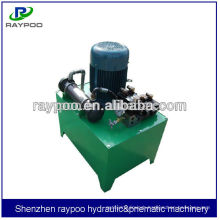 china 40l hydraulic power station for roof tile making machine