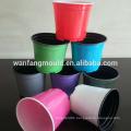 Taizhou OEM Custom plastic flowerpot mold for plastic flowerpot mold manufacture