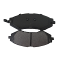 Korean Car Brake Pads Auto Parts