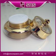 China SRS cosméticos recipiente embalagem skincare frasco vazio para rosto