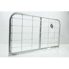 Weld Steel Mesh Infill Bar Gate