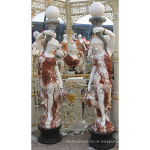 Geschnitzte Stein Skulptur Statue Gartenmöbel mit Marmor Granit Sandstein (SY-C1196)