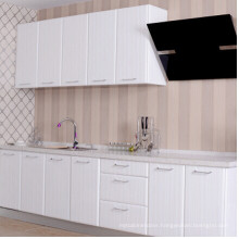 Modular High Glossy White Lacquer Kitchen Cabinet for Retail (factory price)