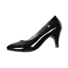 bulk wholesale genuine leather formal women high heels