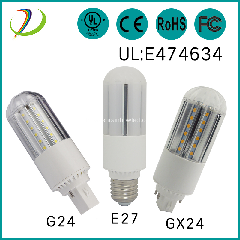 Remplacer la lampe CFL LED Corn Light