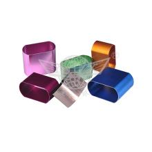 Profil en aluminium décoratif; Section extrusion, profil en aluminium de bonne qualité