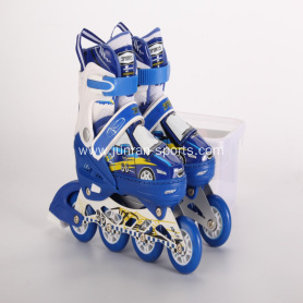 Glue roller skate for children